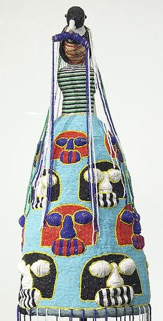 Yoruba Beaded Crowns ARCHIVES, Nigeria