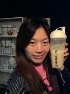 #21dayshakechallenge #round4 #day5 #Vanilla #shake #afternoonsnack #Herbalife