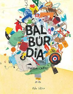 Illustrations by Teresa Cortez, in Balbúdia, Pato Lógico Editora, Portugal. Picture book without text. in stock £12.2