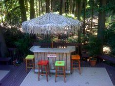 small Tiki Bar