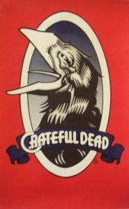 Poster - Grateful Dead Artist: Rick Griffin