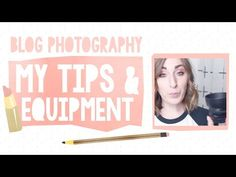 Blog Photography: My Tips and Equipment (plus 50mm vs. 28mm lens demo!) - YouTube