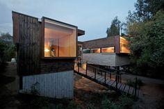 Casa Los Molles / dRN Arquitectos + Oltmann Ahlers W + Oltmann Ahlers G