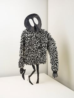Emil Larsson -  Vogelscheuchen-Models bei H&M