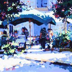 Tom WATT artist, paintings and art at the Red Rag Scottish Art Gallery