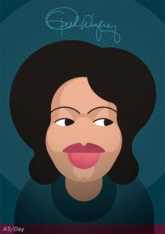 Oprah Winfrey  January 29, 1954  Kosciusko, Mississippi, U.S.  Happy Birthday Oprah !!!