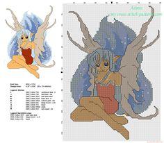 light_blue_hair_fairy_free_cross_stitch_pattern_with_half_stitch_use_88_x_124_9_dmc