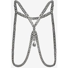 Harness Jewellery (€3.290) ❤ liked on Polyvore featuring accessories