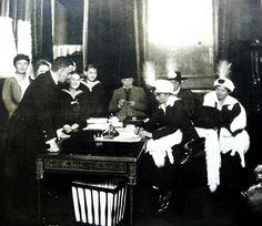 """Grand Duchesses Olga and Tatiana Nikolaevna during the WWI """
