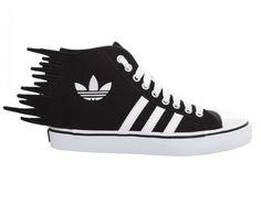 Jeremy Scott Nizza sneaker