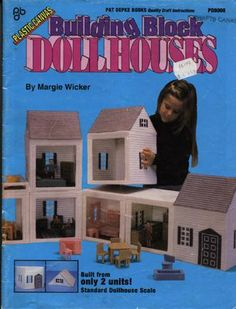 Clever idea for those budding engineers & designers--Dollhouse - site has all charts free