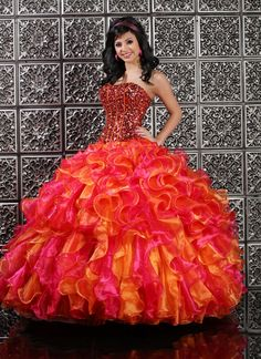 Q by DaVinci Quinceanera Dress Style 80110