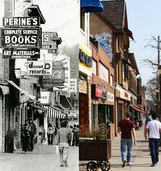 A history of evolving Dinkytown will remain an institution, despite constantly changing to serve students. Story by Marion Renault, photo by Amanda Snyder  http://www.mndaily.com/city/business/2013/04/28/history-evolving