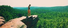 This Lookout Point Near Ottawa Is Sure To Make You Feel Like You're Nowhere Near The City