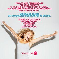 #89 #SorriderePerEssereFelici #SoloCoseBelle  www.terenzio.net