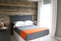 Barn Wood Accent Wall By Rafterhouse Rafterhouse