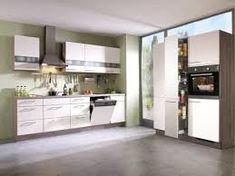 tuersysteme kuechenoberschraenke platzsparend, eckküche atlanta magnolie softmatt mit elektrogeräte - dyk360, Design ideen