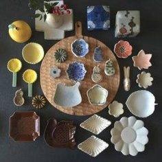 動物やお花をモチーフにした食器が可愛い 食事って毎日のことだから食器にはこだわりたいですよね とくにお気に入りは鳥の形の箸置き 可愛くてうきうきしちゃう
