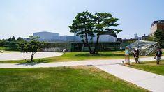Kanazawa Travel: 21st Century Museum of Contemporary Art