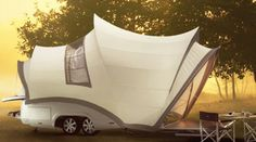 glamping.......might wish I had this next week wonder if it will work behind a motorcycle