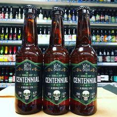 Another new DIPA - single hopped Centennial - 8.7% from @WeirdBeard_Brew now in stock