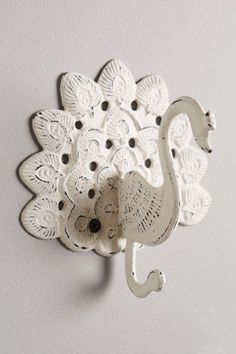 Tailfeather Hook - anthropologie.com