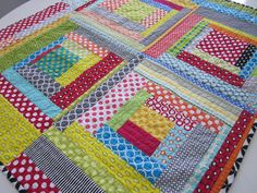 Homemade Baby Quilts for Sale   ... quilt top very nicely and makes this baby quilt gorgeously soft and