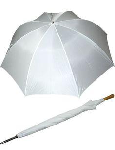 Weisse Regenschirme für Hochzeit leihen kaufen mieten weiße Regenschirme günstig mieten Events kaufen weißer Schirm Regenschirme Hochzeit Trauung freie Trauzeremonie Sonnenschirm strahlend weiss Event