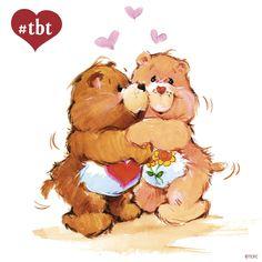 Care Bears: Tenderheart Gives Friend Bear a Hug
