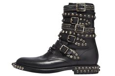 Saint Laurent by Hedi Slimane boot, $2,395, 212-980-2970