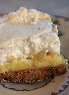 Pineapple Dream Dessert - classic, simple, fabulous.