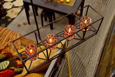 We ♥ the glow of autumn! #PartyLite #candles : Shop online at www.PartyLite.biz/NikkiHendrix