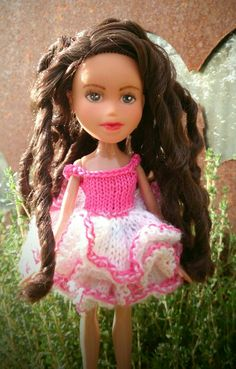 Kislany Rescue Dolls OOAK Bespoke Bratz upcycled made-under custom repaint handmade clothes