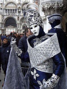 Venice's carnival......beautiful and enchanting