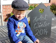 "#Danefae ""Astro Erik"" Baby #Shirt - Wikimo Kindermode"