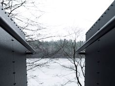 Vipp Shelter is a hotel in a woodland cabin by the lake Immeln designed to invite people to experience firsthand the Vipp's philosophy of good design. Minimal House Design, Minimal Home, Architecture Art Design, Architecture Details, Shelter, Micro House, House And Home Magazine, Prefab, Location