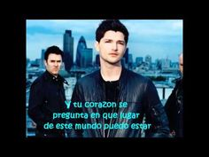 "The Script - ""The man who can't be moved""(Español)"