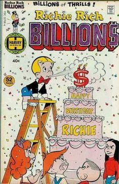 richie rich - Google 検索