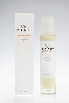 M Pucaut Swedish skin care line.