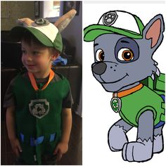 22 Best Rocky Paw Patrol Costume images in 2017 | Paw patrol