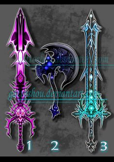 Starting bid $15 Bidding Increments $2 Autobuy : $50 ( Let me dream XD ) sword 1 (red) Close - Owner sword 2 (Yellow) Close - Owner Current High bid sword 3 (Green) : - Clos...