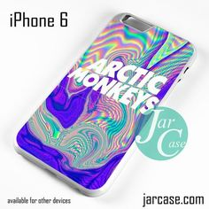 Artic Monkeys Disco Logo Phone case for iPhone 6 and other iPhone devices