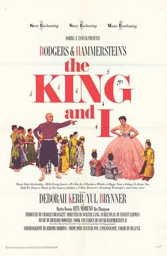 The King And I - King: When I shall sit, you shall sit. When I shall kneel, you shall kneel. Et cetera, et cetera, et cetera!