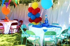 Lego Movie Birthday Party Ideas | Photo 2 of 57 | Catch My Party