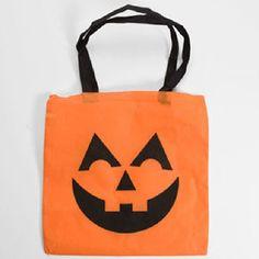 Jack-O-Lantern Tote Bag   Balli Gifts