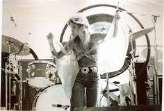 1975 Fleetwood Mac  (Stevie Nicks always stole the show)....