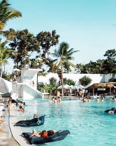 Escape the mundane & step into a Mediterranean inspired oasis! 💦⠀ ⠀ Host to the island's largest saltwater pool, is a haven… Best Of Bali, Bali Travel Guide, Hollywood Theme, Seasons Of The Year, Travel Couple, Beach Club, Good Times, Dolores Park, Around The Worlds