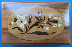 Tampa de caixa (wood work)