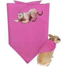 Just added this new Zabu Tiger Pounce... Check it out! http://catrescue.myshopify.com/products/zabu-tiger-pounces-doggie-bandana?utm_campaign=social_autopilot&utm_source=pin&utm_medium=pin