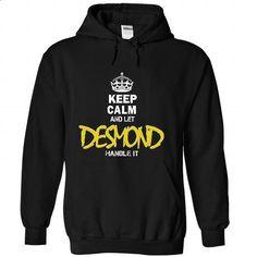 KC0203 DESMOND Team - #silk shirt #tee time. ORDER NOW => https://www.sunfrog.com/Names/KC0203-DESMOND-Team-9771-Black-28838055-Hoodie.html?68278